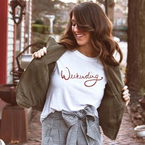Mate for Anthropologie Weekending Tee X-small